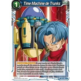 Time Machine de Trunks BT2-066 C