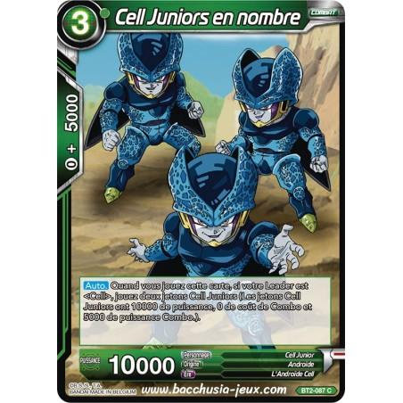 Cell juinors en nombre BT2-087 C