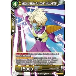 Sauzer, leader du Cooler Toku Sentai BT2-115 UC