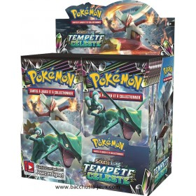Pokemon Display SL7 Tempete Celeste (36 boosters)