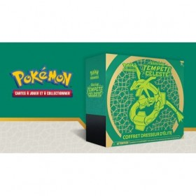 Pokemon Coffret - Elite Trainer Box SL7 - Tempete Celeste