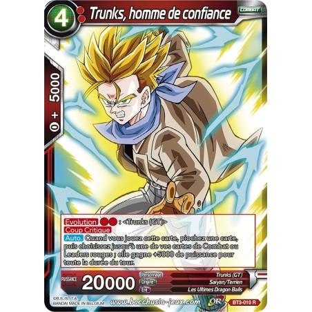 Trunks, homme de confiance BT3-010 R