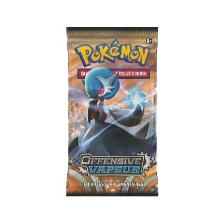 Pokémon 1 Booster XY11 Offensive Vapeur