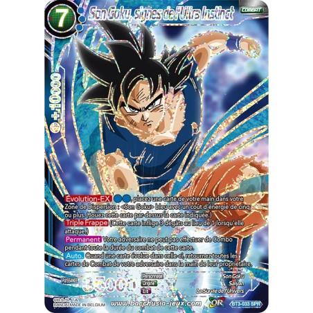 Son Goku, secrets profonds – signes BT3-033 SPR