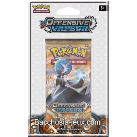 Pokemon 1 Booster  sous blister XY11 Offensive Vapeur