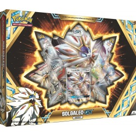 Coffret Pokemon Solgaleo GX
