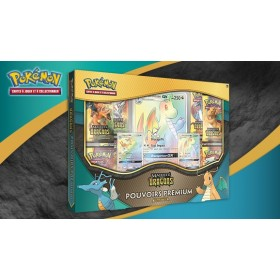 Pokemon Coffret Majeste des Dragons SL7.5 Dracolosse GX - Collection Pouvoirs Premium