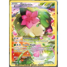 Carte Shaymin XY115 Collection pokémon fabuleux