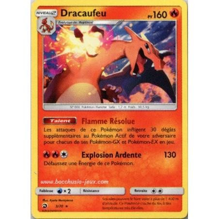 Dracaufeu SL7.5 3/70