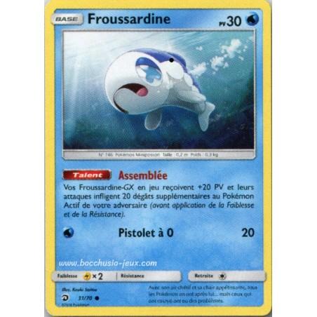Froussardine SL7.5 31/70