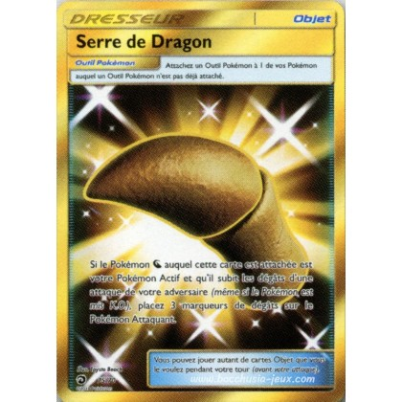 Serre de Dragon Secrete SL7.5 75/70