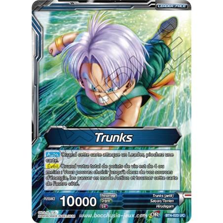 BT4-023 UC Trunks et Trunks, serment irrévocable Foil (Brillante)