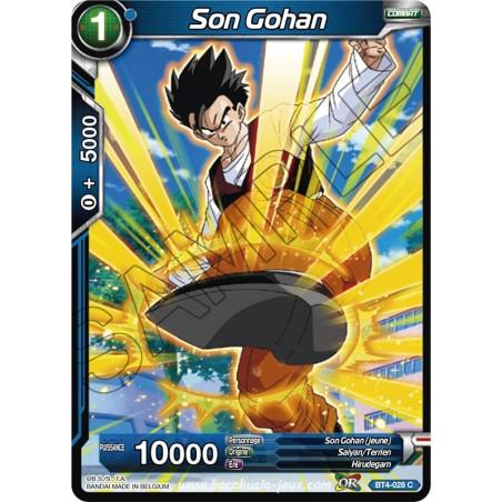 BT4-028 C Son Gohan Foil (Brillante)