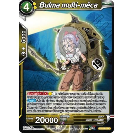 BT4-092 UC Bulma multi-méca