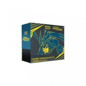 Pokemon Coffret - Elite Trainer Box SL9 - Duo de Choc