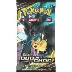 Pokemon Booster SL9 Duo de Choc