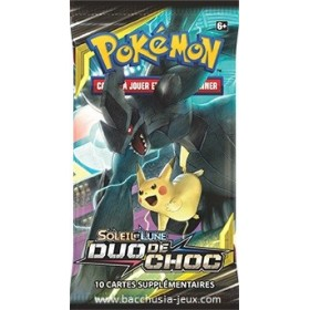Pokemon Booster SL9 Duo de Choc