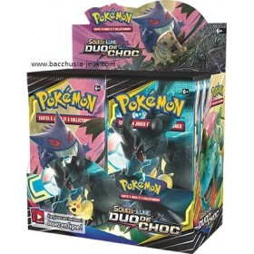 Pokemon Display SL9 Duo de Choc (36 boosters)