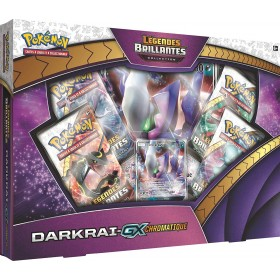 Pokemon Coffret Darkrai GX Chromatique - Collection Legendes Brillantes