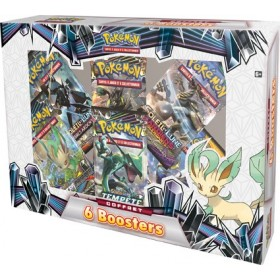 Pokemon Coffret 6 boosters