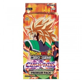 Dragon Ball Super - Premium Pack Theme Boosters 3 - Clash of Fates