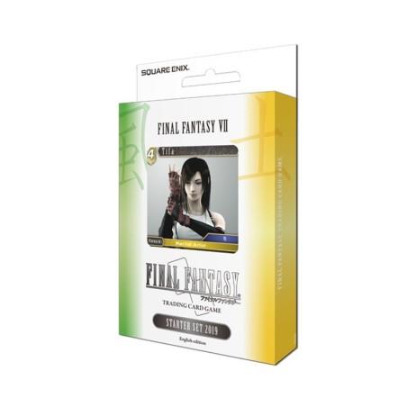 Final Fantasy TCG Starter FF VII Wind/Earth