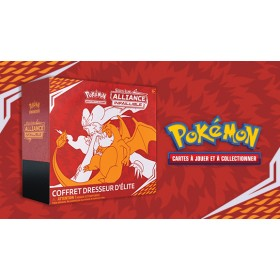 Pokemon Coffret ETB - Elite Trainer Box SL10 - Alliance Infaillible