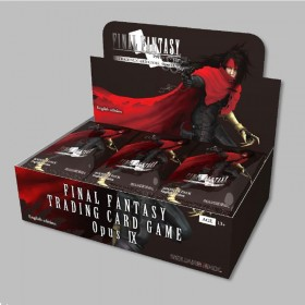 Final Fantasy TCG Display de 36 Boosters Opus 9
