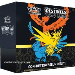 Pokemon Coffret Dresseur ETB Destinées Occultes SL11.5 - Elite Trainer Box