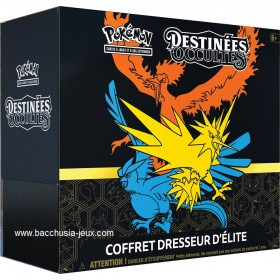 Pokemon Coffret Dresseur ETB Distinées Occultes SL11.5 - Elite Trainer Box