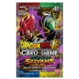 Dragon Ball Super - 1 Booster FR - Serie 7 - Assault Of The Saiyans