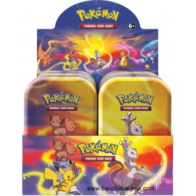 1 Display de 10 Kanto Power Mini Tin 2