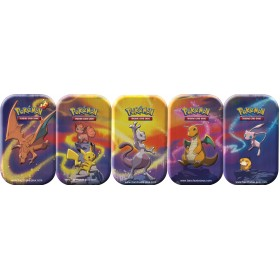 5 Kanto Power Mini Tin 2