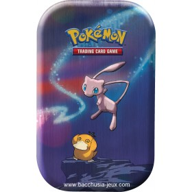 Pokemon Kanto Power Mini Tin - Mew et Psykokwak