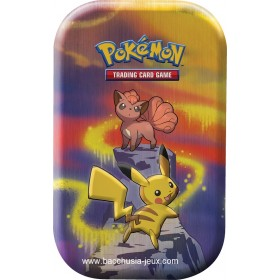 Pokemon Kanto Power Mini Tin - Pikachu et Goupix