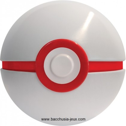 Pokemon Pokebal rouge et blanc