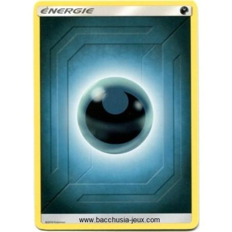 10 Cartes Pokémon Energie Obscurite série 2