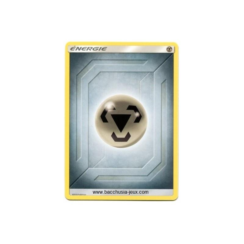 10 Cartes Pokémon Energie métal série 2