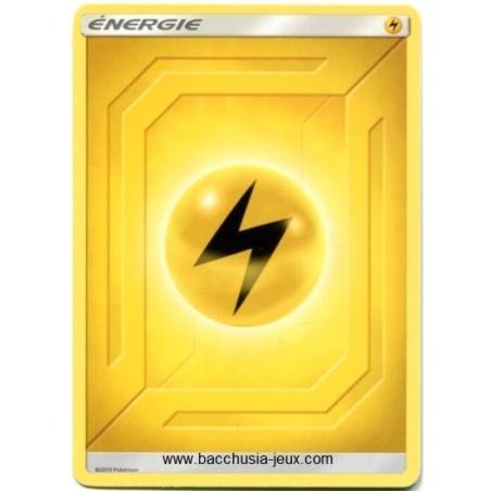 10 Cartes Pokémon Energie Electrique série 2