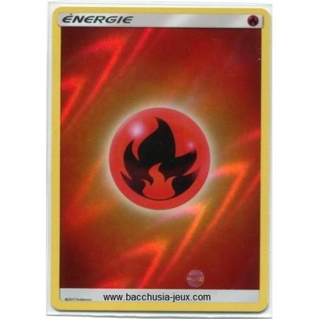Cartes Pokémon Energie Feu Reverse