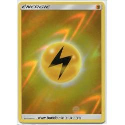 Cartes Pokémon Energie Electricité Reverse