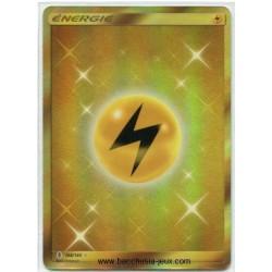 Cartes Pokémon SL2 168/145 Energie Electricité Secrète
