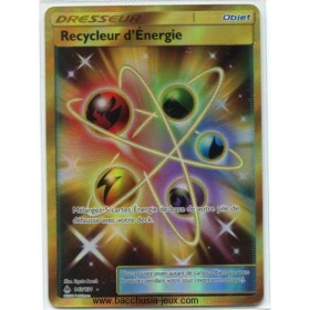 Cartes Pokémon SL6 143/131 Recycleur d'Energie Secrète