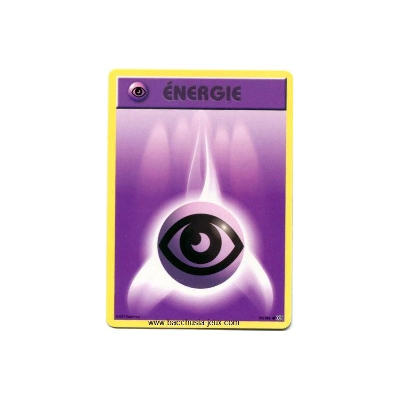 Carte Pokemon XY12 Energie Psy 95/108