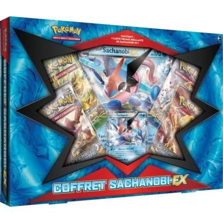 Pokémon Coffret de Noël Sachanobi EX