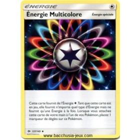 Carte Pokemon SL1 Energie Multicolore 137/149
