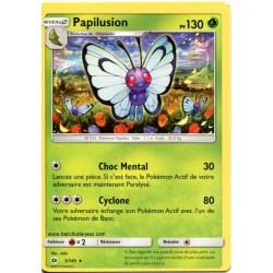 Carte Pokemon SL1 3/149 Papilusion
