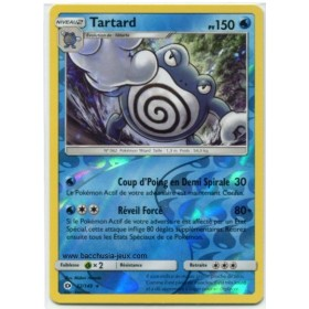Carte Pokemon SL1 32/149 Tartard Holo Reverse