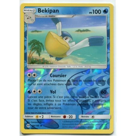 Carte Pokemon SL1 38/149 Bekipan Reverse