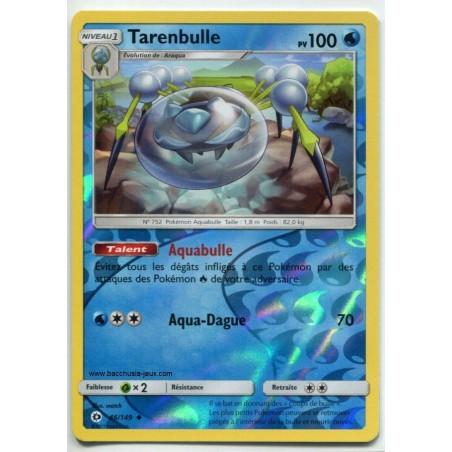 Carte Pokemon SL1 46/149 Tarenbulle reverse